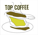 Logotipo Top Coffe